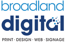 Broadland Digital - Print, Design, Web, Signage