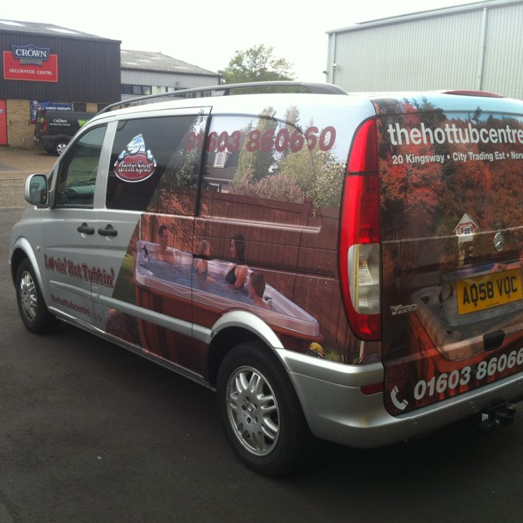 Car and Van Wrapping